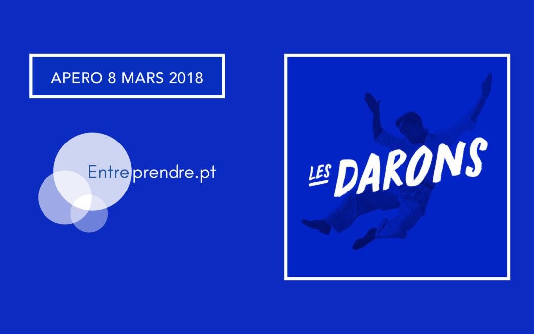«Apéro Entreprendre.pt X Les Darons