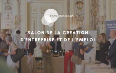 Salon de la Création d'Entreprise et de l'Emploi – 12 octobre 2018