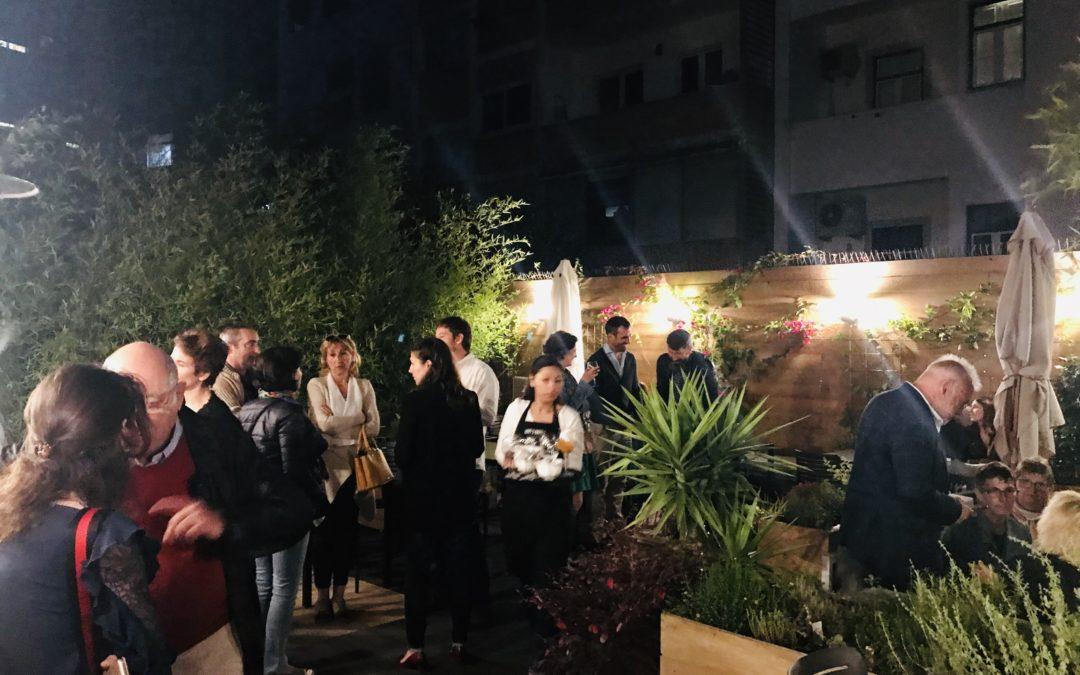 26/09 : Apéritif entrepreneurial chez APF Lisboa !