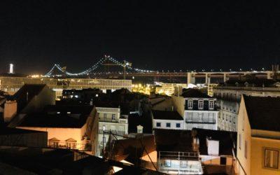 Apéritif Entrepreneurial sur le rooftop du restaurant ISO Lisboa
